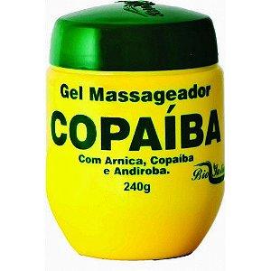Gel Copaíba Bio Instinto 240g