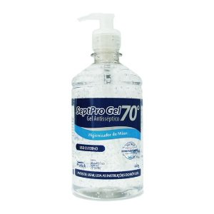 Álcool Gel 70° Septpro Gel 440ml