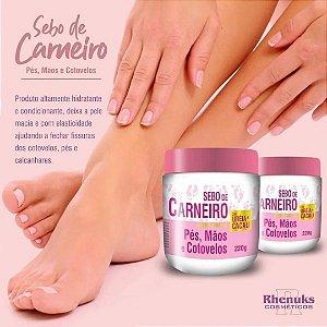 CREME SEBO DE CARNEIRO RHENUKS