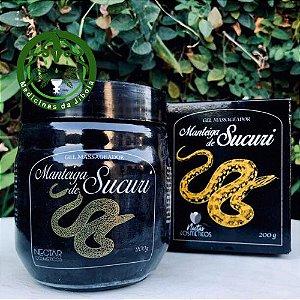 Gel Manteiga de Sucuri Néctar KIT com 04 unidades