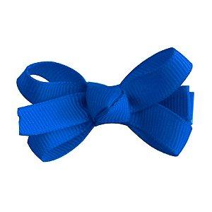Laço tipo borboleta mini - Cod 14.169 - Azul royal