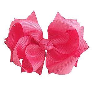 Laço tipo borboleta GG - cód. 17.183 - Rosa