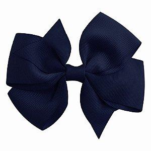 Laço pontas invertidas - cód. 17.142 - Azul Marinho