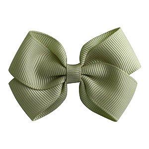 Laço em x pequeno - Cód. 13.161 - Verde pistache