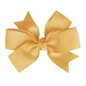 Laço duplo de pontas - modelo  Abby - cód. 13.165 - Dourado