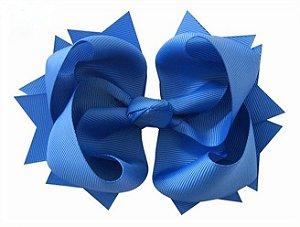 Laço tipo borboleta GG - cód. 17.183 - Azul Royal