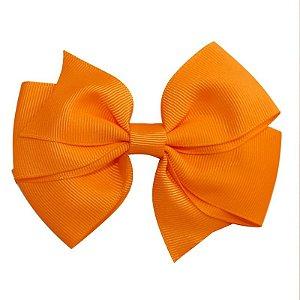 Laço pontas invertidas - cód. 17.142 - laranja