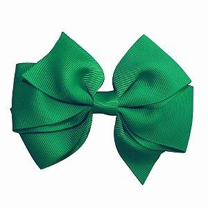 Laço pontas invertidas - cód. 17.142 - Verde Bandeira