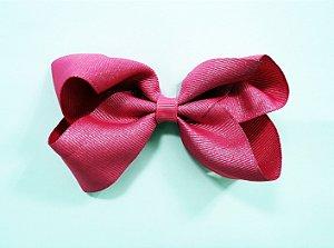Laço tipo borboleta brilhoso - Cod 17.274 - Rosa
