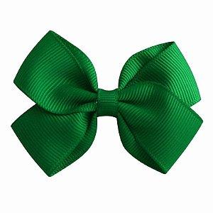 Laço em x pequeno - Cód. 13.161 - Verde bandeira