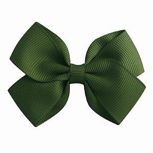 Laço em x pequeno - Cód. 13.161 - Verde militar