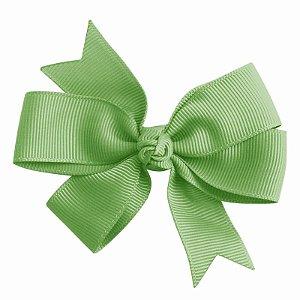 Laço duplo de pontas - modelo  Abby - cód. 13.165 - Verde Pistache Claro