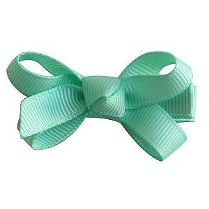 Laço tipo borboleta mini - cód. 14.169 - Verde claro
