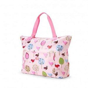Bolsa Tote bag  - Penny Scallan Desing - Pássaros
