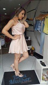 Vestido Cetim Angel - Ref. 220128