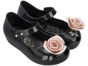 Mini Melissa Ultragirl +Beauty And The Beast - Ref.32191