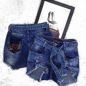 Shorts Jeans C/ Cinto