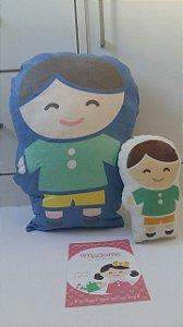 Toy art Menino Lorde