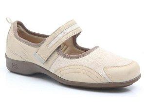Sapato Ortopédico Feminino Laysa - Natural Step
