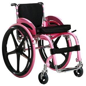 Cadeira de Rodas Dinâmica New Ajustável G