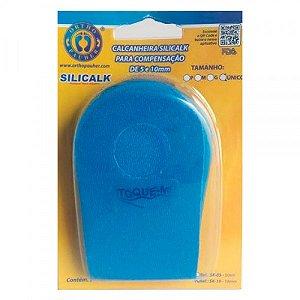 Calcanheira Silicalk Para Compensação 0,5 cm