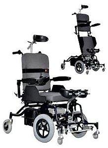 Cadeira de Rodas Dinâmica Plus Stand-Up Motorizada