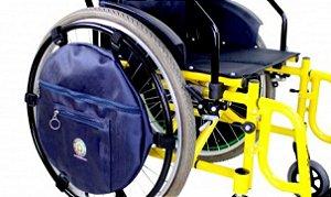 Bolsa Inteligente Para Cadeira De Rodas