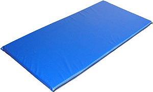 Colchonete Napa Azul Para Academia 65 x 100