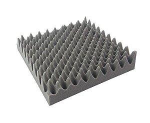 Almofada Caixa de Ovo Quadrada Com Orifício D33