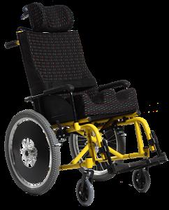 Cadeira de Rodas Confort Plus Alumínio