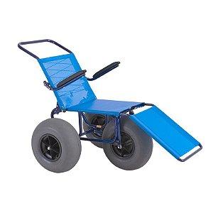 Cadeira de Rodas de Praia Ipanema