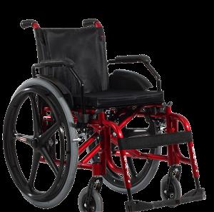 Cadeira de Rodas City DX