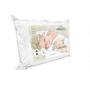Travesseiro Premium com Altura Regulável em Látex