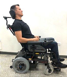 Apoio de Cabeça para Cadeira de Rodas Motorizada B400 - Kit Completo