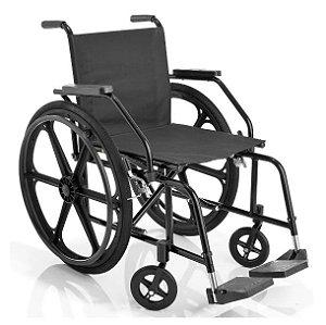 Cadeira de Rodas Dobrável em X Padrão