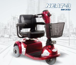 Scooter Motorizado NEAT 3
