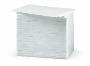 Cartão PVC Branco 0,76 (CENTO)