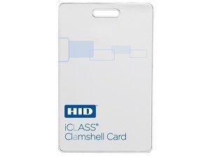 2080 - iClass Clamshell Card