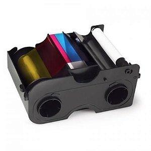 Ribbon Color YMCKO -  Fargo DTC1000/1250e (250 Impressões) - 045000