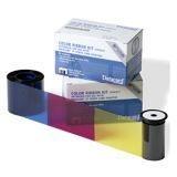Ribbon Color YMCKT - Datacard (500 Impressões) original
