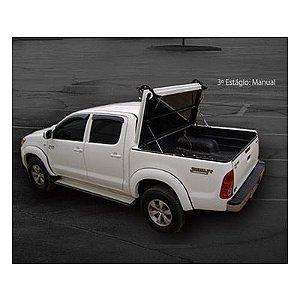 Capota em aço elétrica com controle remoto - Toyota
