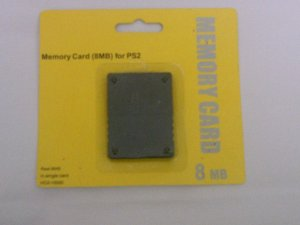 Memory Card 8mb Playstation 2