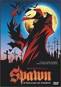 Spawn, O Soldado do Inferno The Animation (Esgotado)