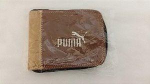 Carteira de Dinheiro Simples Logo da Puma