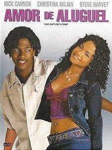 DVD Amor De Aluguel (Esgotado)