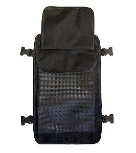 Vcr MicroSpikes Preta - Cover para mochilas Kyosei