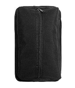 Side Pouch Preta 1L para mochilas PRO/Kyosei