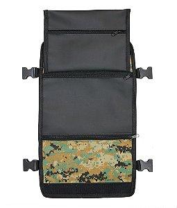 Vcr Trez Borracha/Digicamo - Cover para mochilas Kyosei