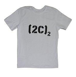 Camiseta Logo Branca