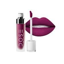Batom Liquido Matte Dose Of Colors Berry Me